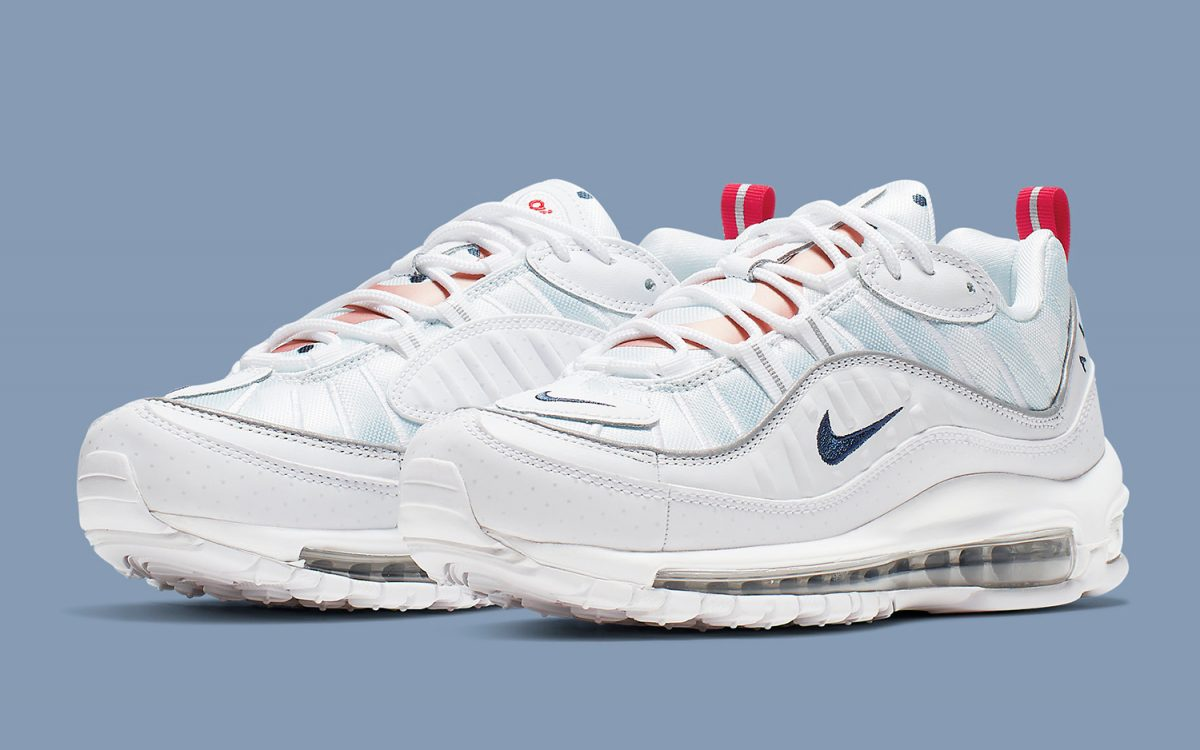timeless design 401c5 79b8a Another Air Max 98 Joins Nike's Womens FIFA World Cup ...
