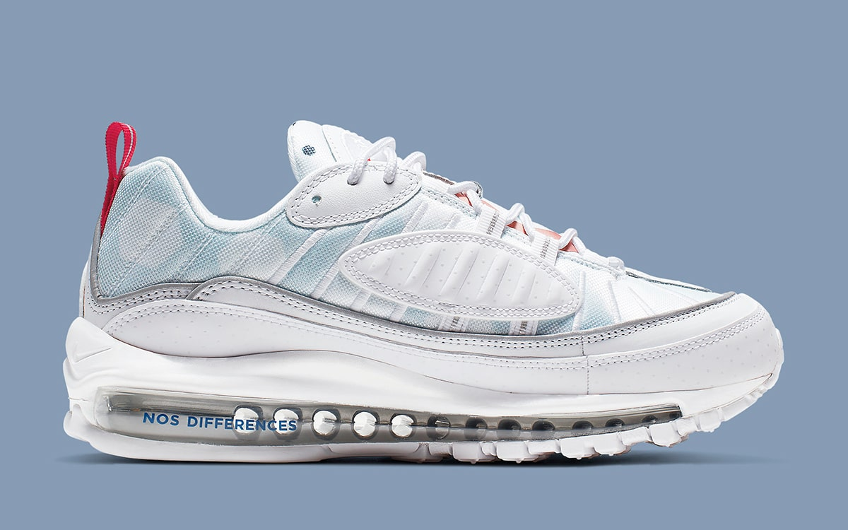 Another Air Max 98 Joins Nike S Womens Fifa World Cup Collection