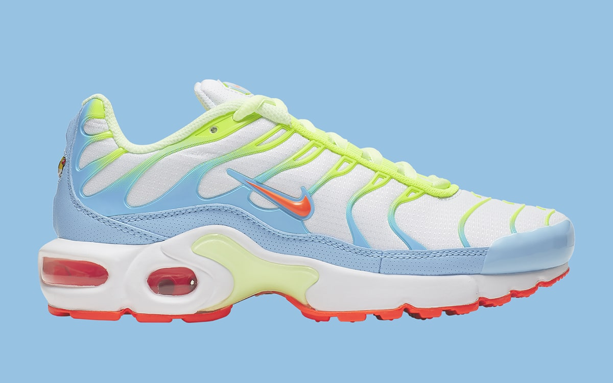 best sneakers ace1a e20ab The Air Max Plus Pops in Pastel! - HOUSE OF HEAT | Sneaker ...