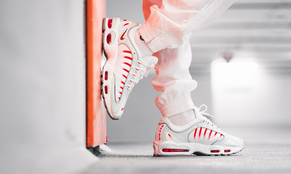 "Available Now // Nike Air Max Tailwind IV ""Red Orbit"""
