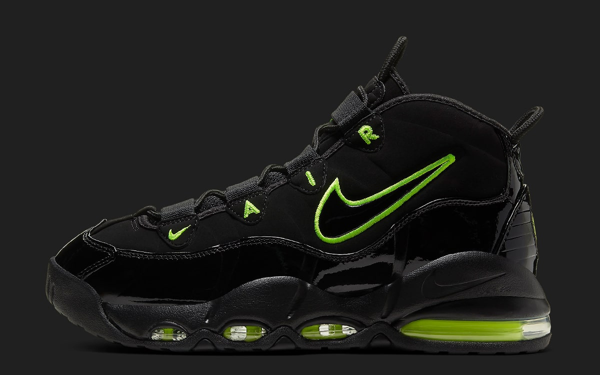 Available Now The Air Max Uptempo Checks Back in with a