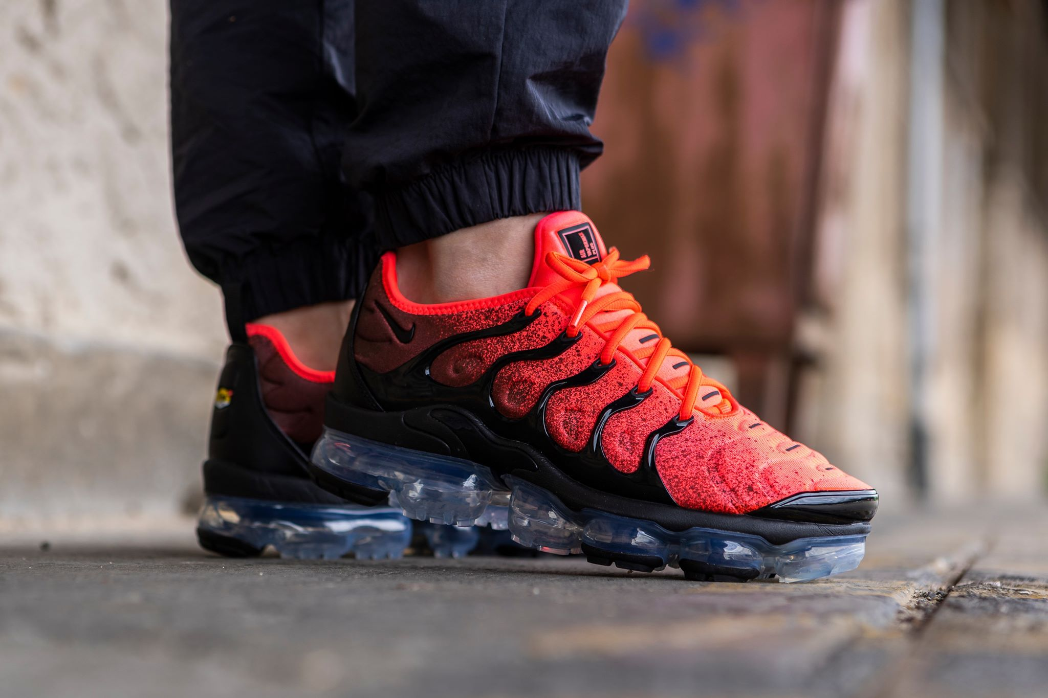 Available Now Nike Unleash Evil With This Blood Splattered Vapormax Plus House Of Heat Sneaker News Release Dates And Features
