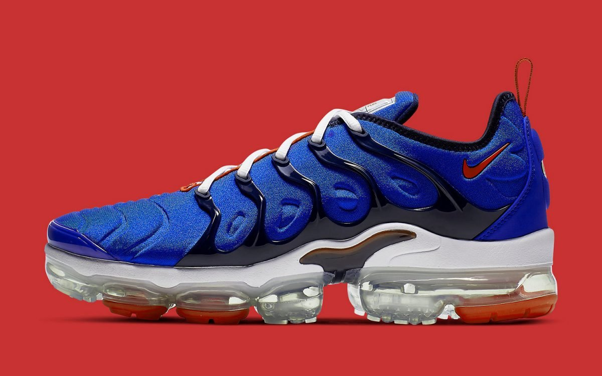 Nike's French Themes Continue on the VaporMax Plus