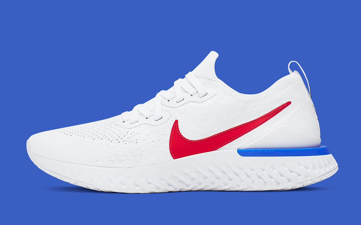 1daf0a89812 The OG Nike Cortez Inspires this New Epic React Flyknit 2 - HOUSE OF ...