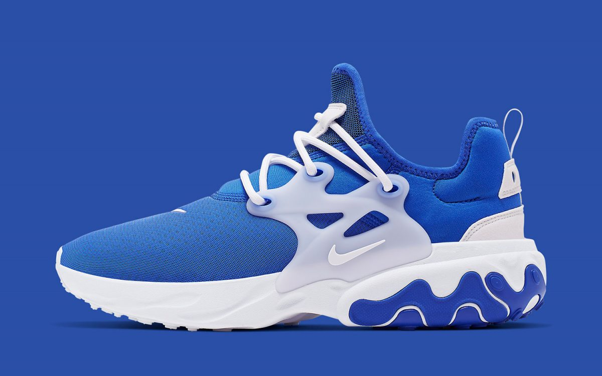 Available Now // Nike's Next React Presto Rocks Kentucky Blue