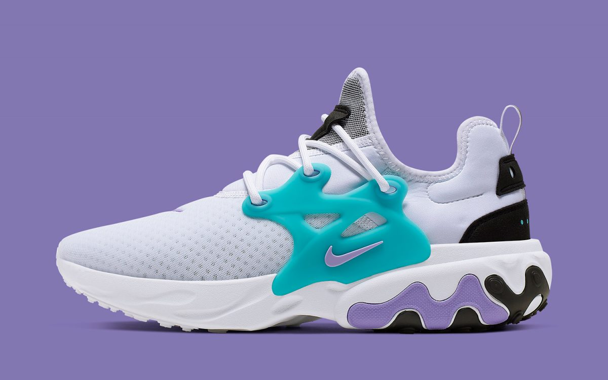 """the latest 0fcea b46c7 Available Now // Nike Presto React """"Atomic Violet"""" Arrives ..."""