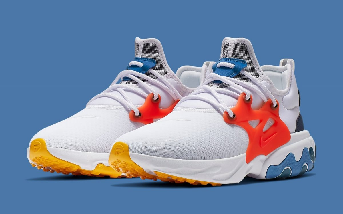 OKC Thunder Themes Hit the All-New Nike React Presto