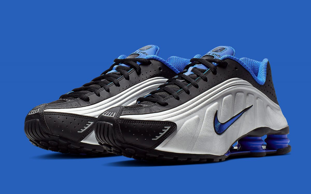 """Available Now // Nike Shox R4 in """"Racer Blue"""""""