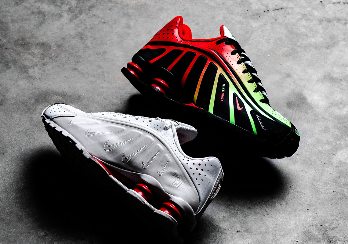 Where to Buy Neymar's Two-Pack of Nike Shox R4s