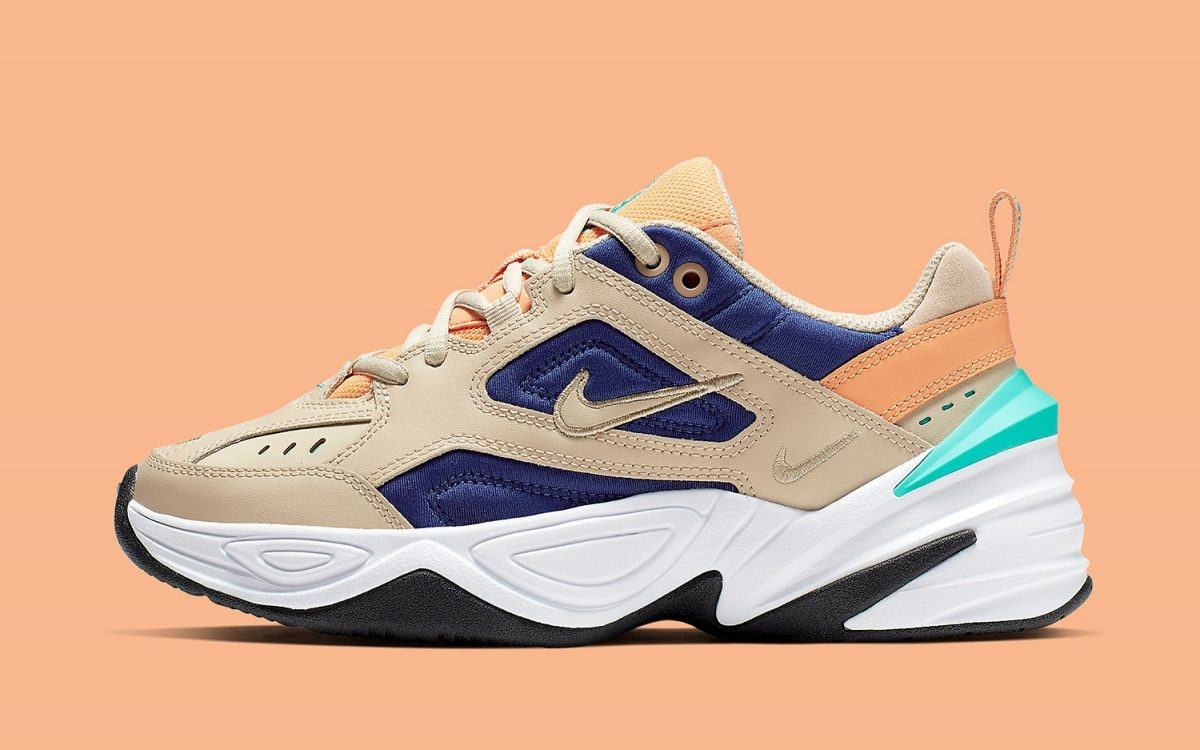 "Nike's M2K Tekno Arrives in Earthy ""Desert Ore"""
