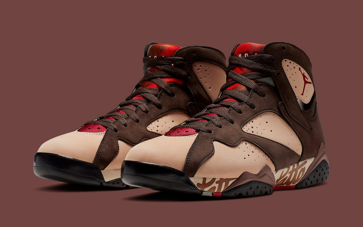 Where to Buy the Patta x Air Jordan 7