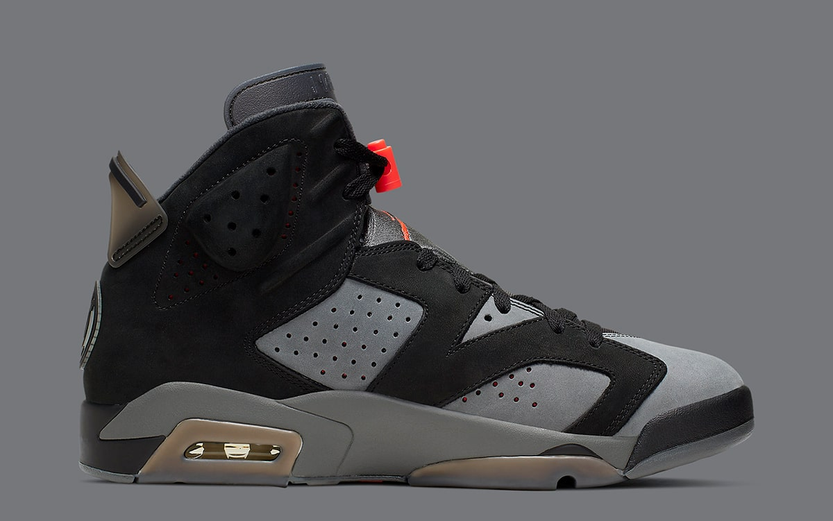 new style 2a516 f9af4 The PSG x Air Jordan 6 Releases on August 10th - HOUSE OF ...