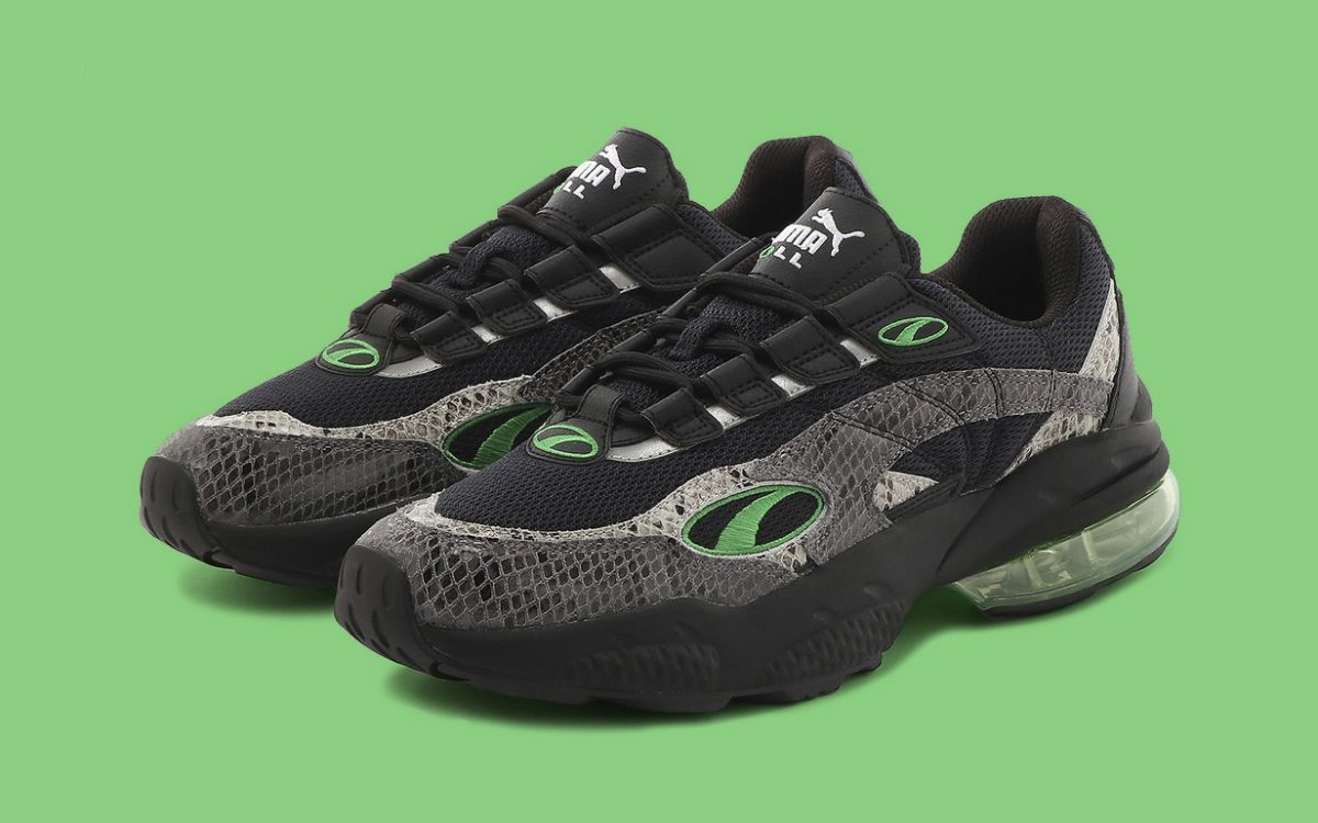 """The PUMA CELL Venom Joins the Big Cat's """"Animal Kingdom"""" Collection"""