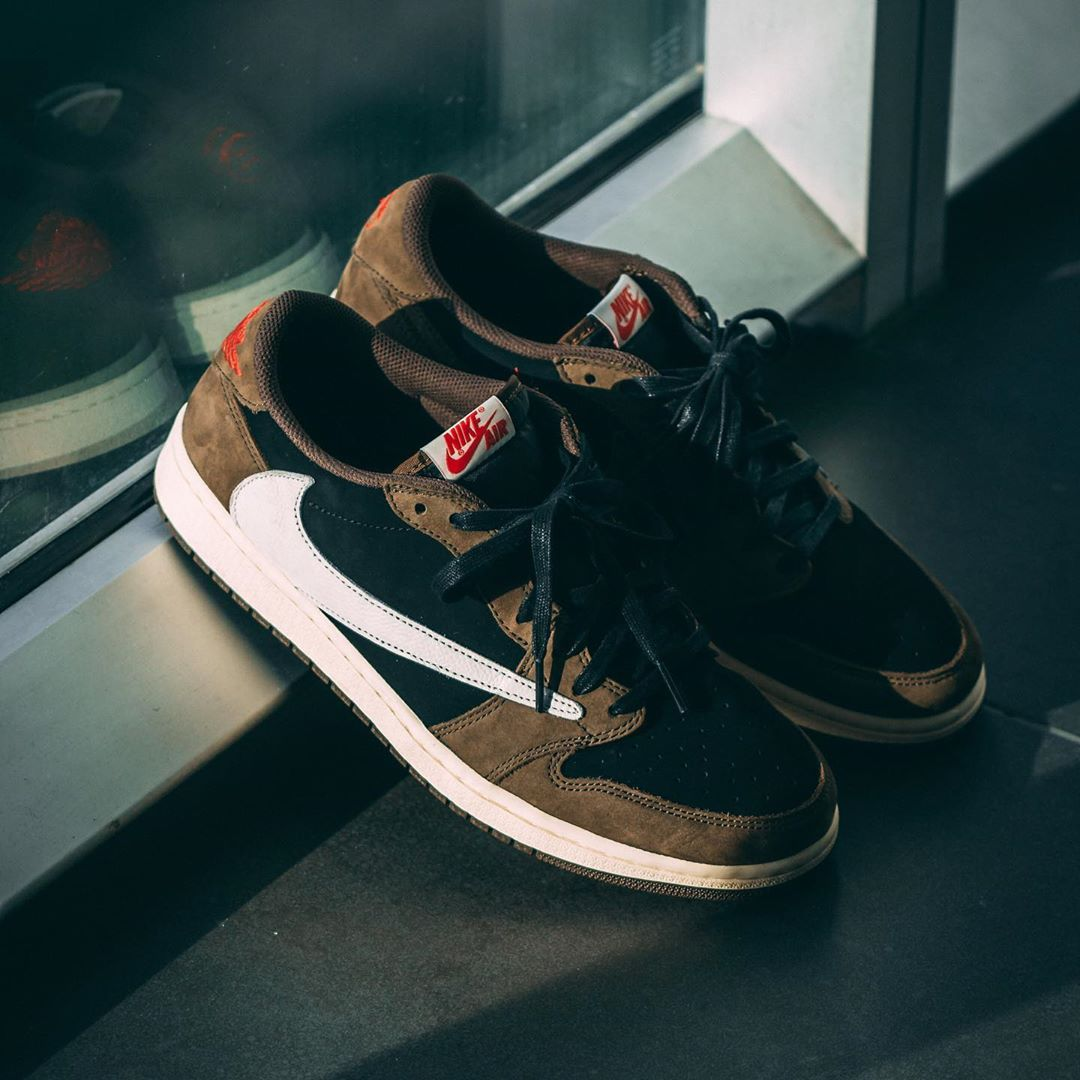 Where to Buy the Travis Scott x Air Jordan 1 Low