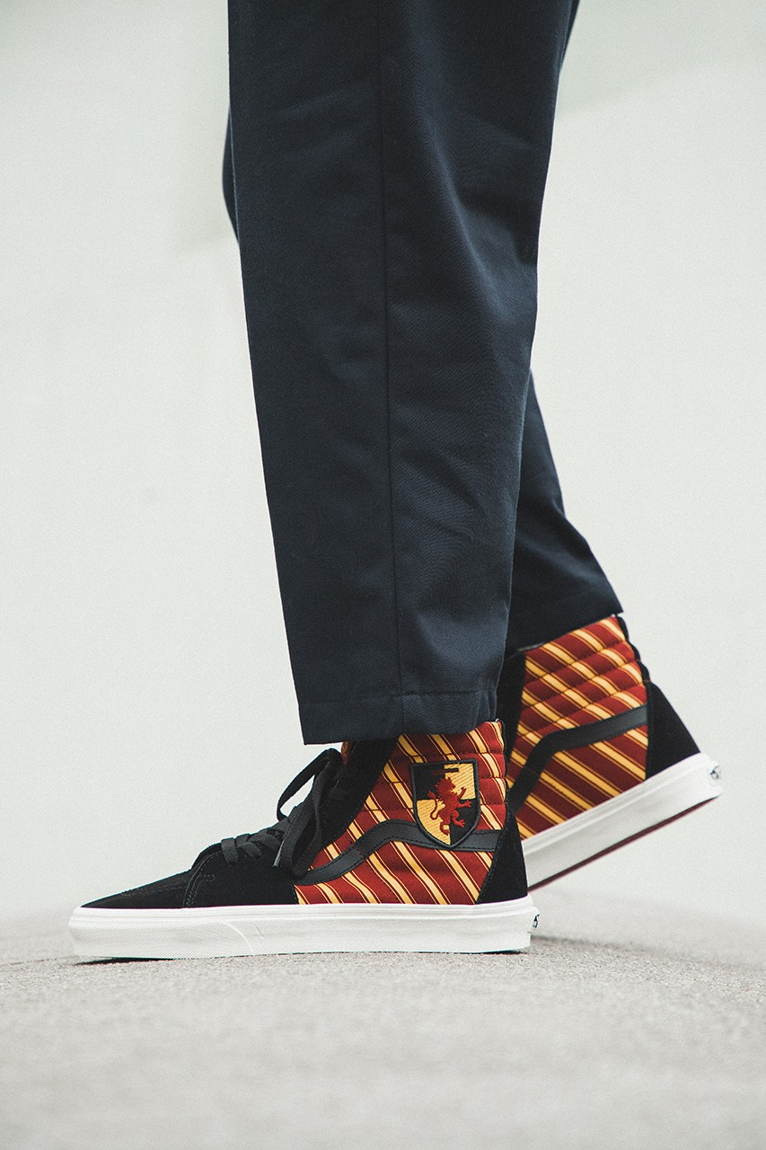 On Foot Looks at the Harry Potter x Vans Collaboration