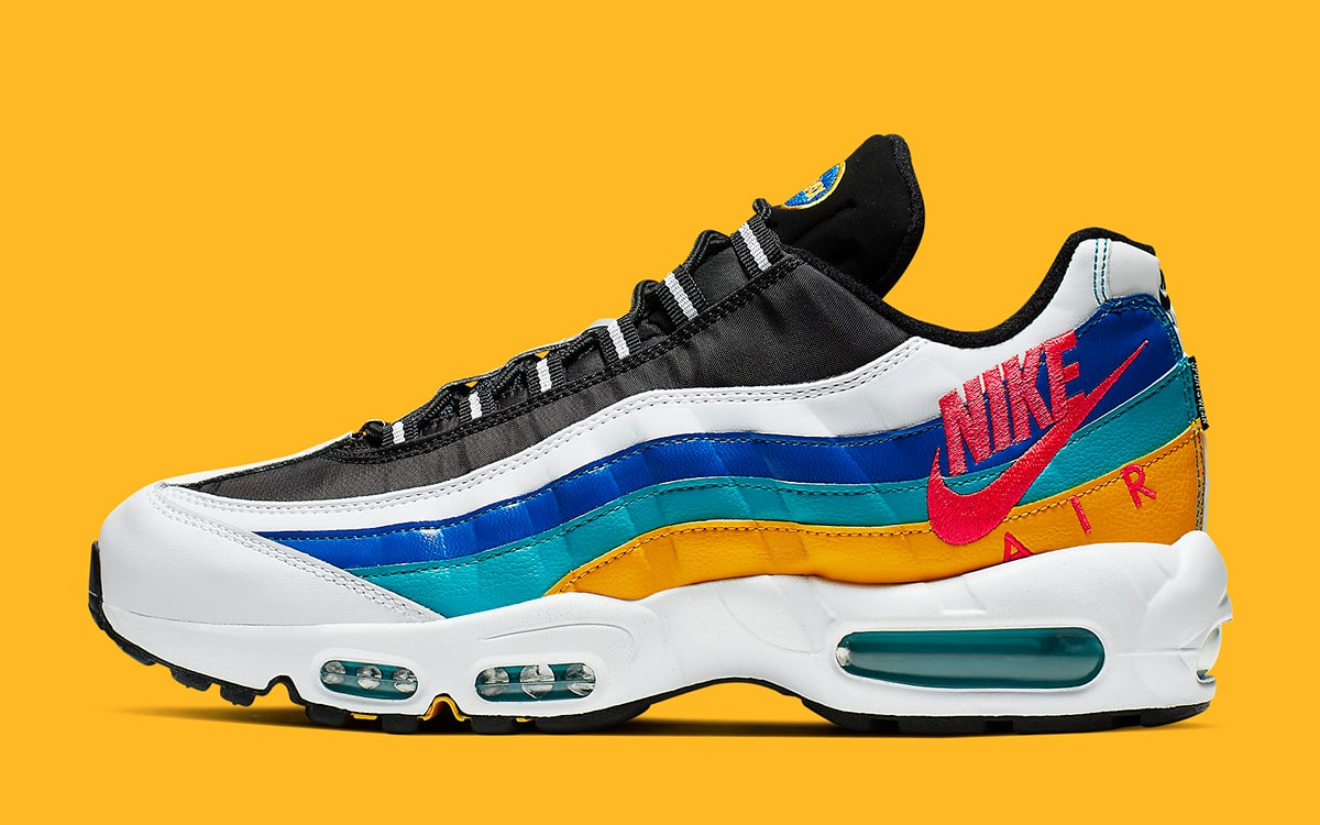 The Air Max 95 Windbreaker Is Available Now House Of Heat
