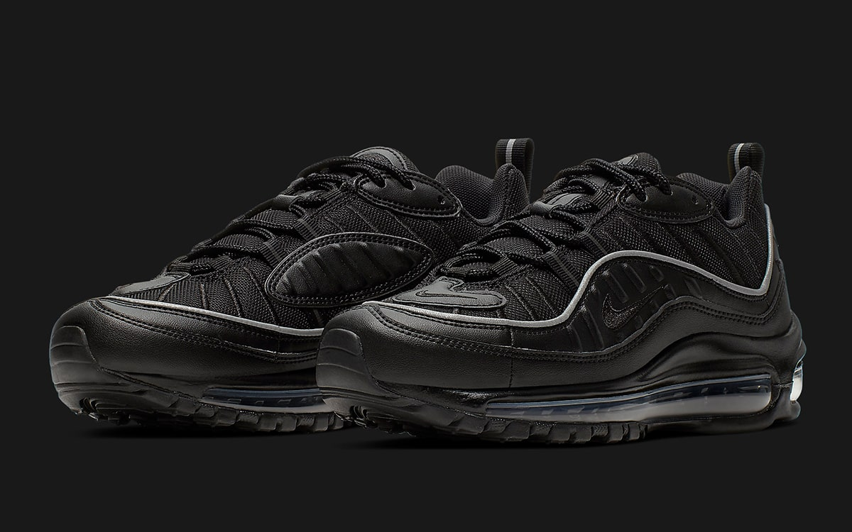 Available Now Air Max 98 Raptors House Of Heat Sneaker