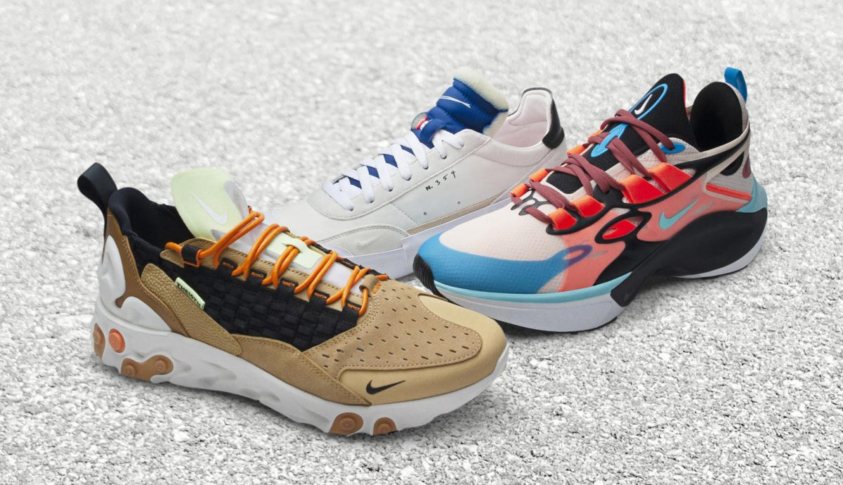 Introducing Nike Sportswear's Latest Concept-Driven Labels: N. 354, THE10TH and D/MS/X