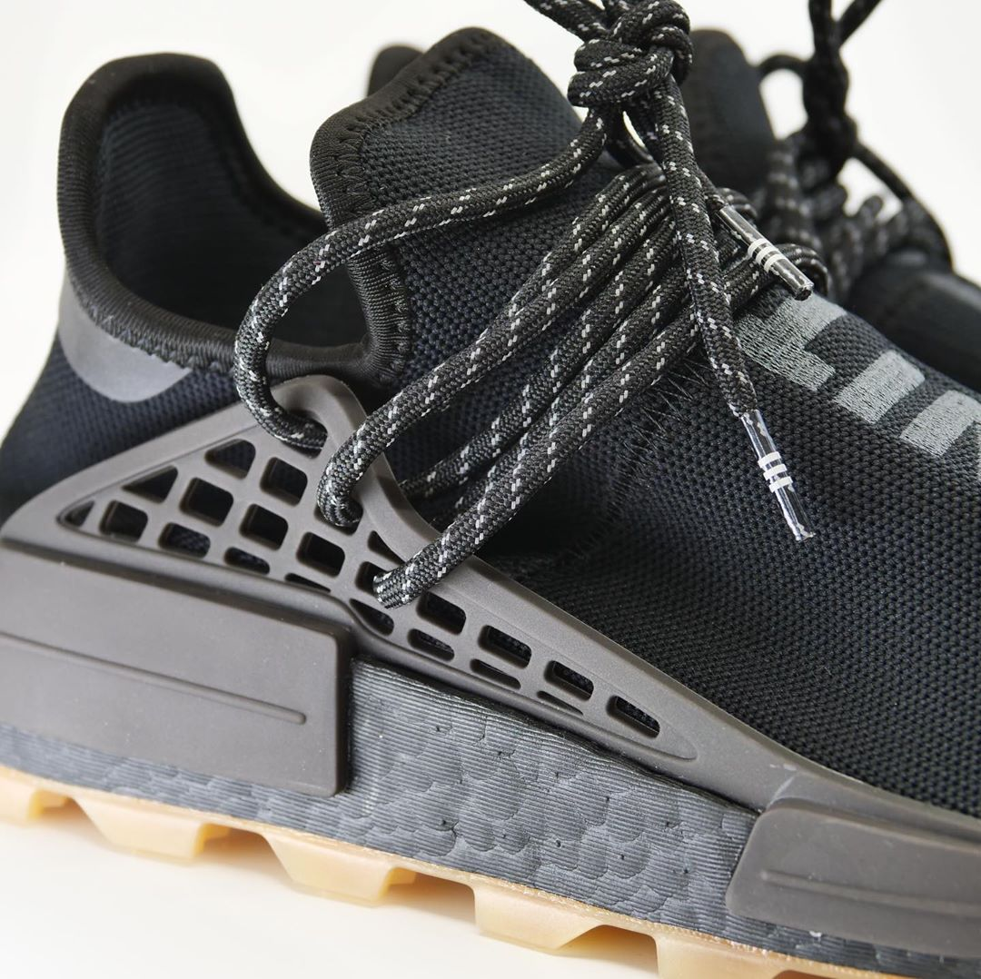 Gum Outsoles Surface on Three New Versions of the adidas NMD Hu