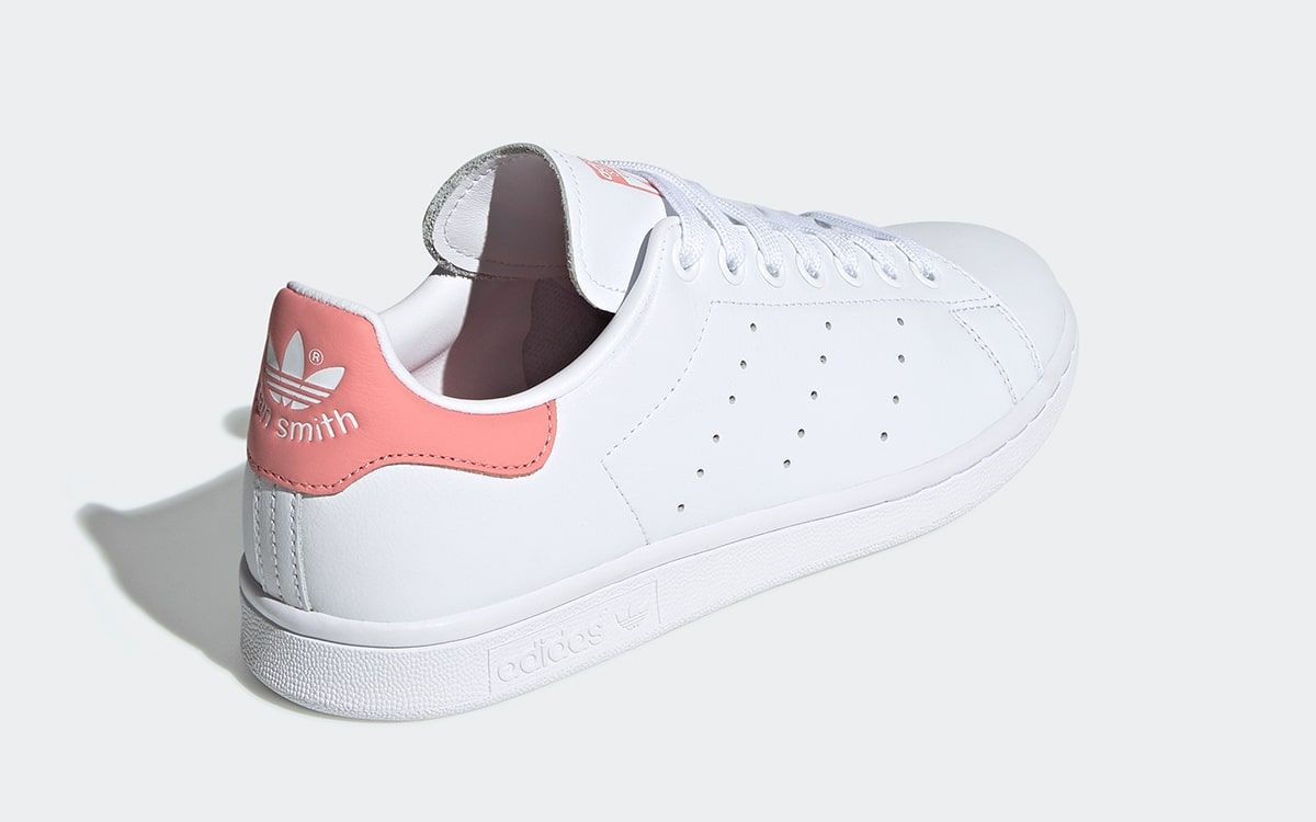 adidas stans smith rose