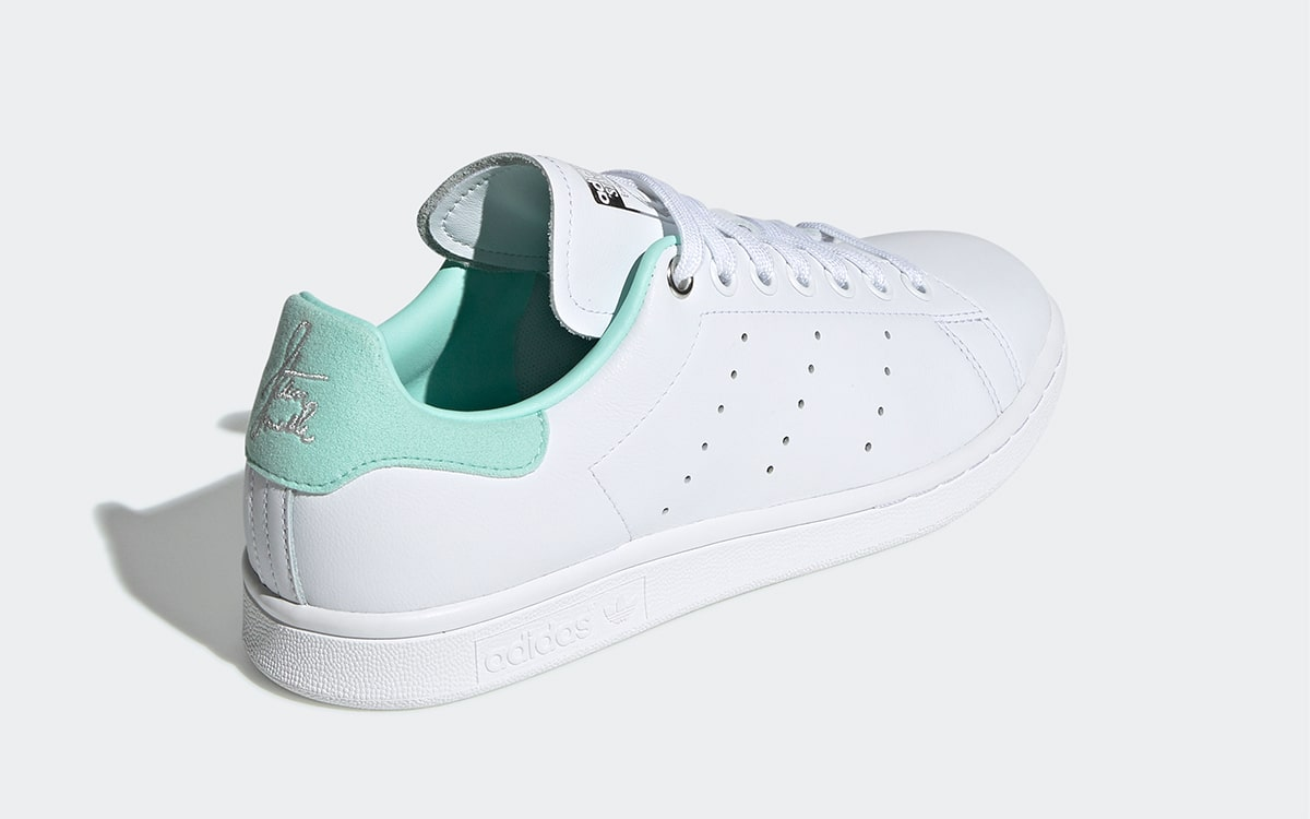 The Iconic adidas Stan Smith Surfaces in Three Pastel Options for ...