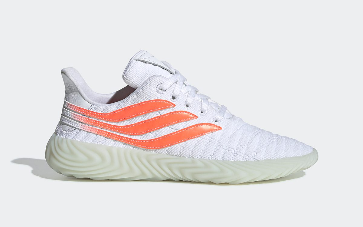 "Available Now // adidas Sobakov ""Solar Red"""