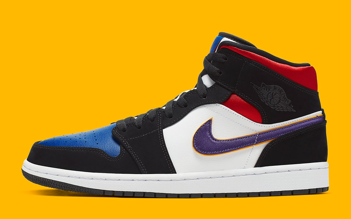 reputable site 1bbab bcd7f Available Now // This Air Jordan 1 Rocks the Colors of the ...