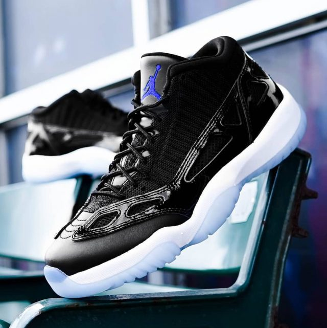 sleek lace up in check out Jordan 11 IE Archives - HOUSE OF HEAT | Sneaker Fiends ...