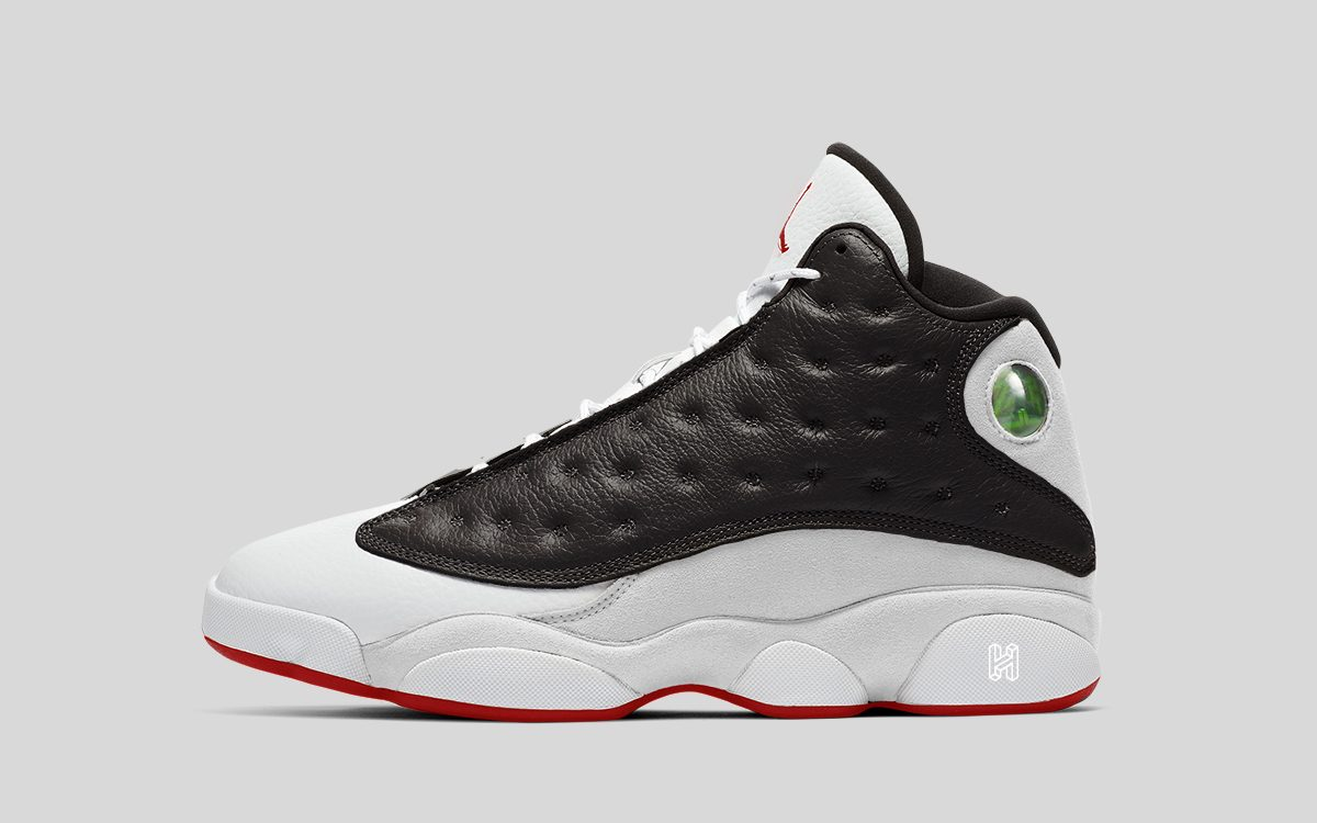"""There's a Reverse """"He Got Game"""" Jordan 13 Rumored for 2020"""