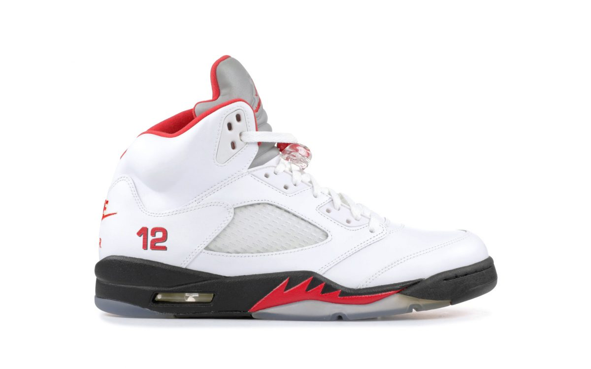 The Silver Tongue Air Jordan 5 Rumored to Return in 2020 — But Will it Rock Mike's #12?
