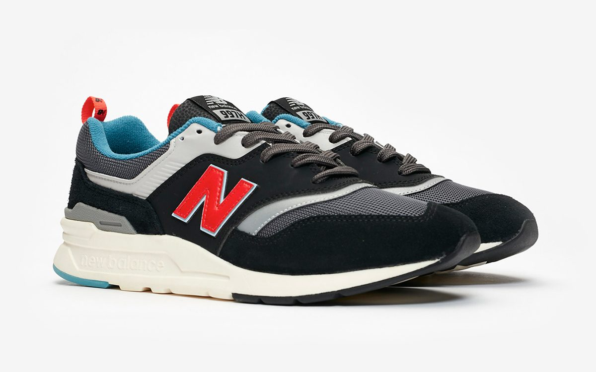 "Available Now // New Balance 997H ""Magnet"""