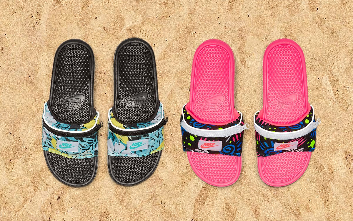 Keep Yo Stash Safe in these Summer-Friendly Fanny Pack Slides