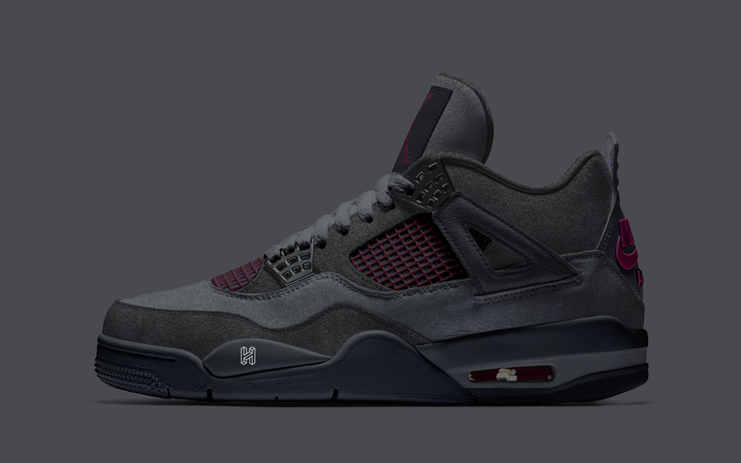 sports shoes ccc7d 4cbc7 Concept Lab // Air Jordan 4