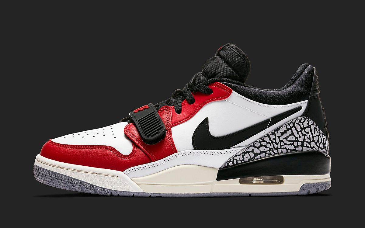 "Available Now // Jordan Legacy 312 Low ""Chicago"""
