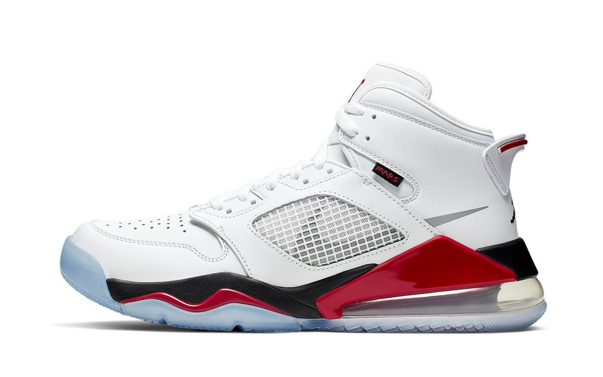 "The ""Fire Red"" Jordan Mars 270 Releases Next Week"