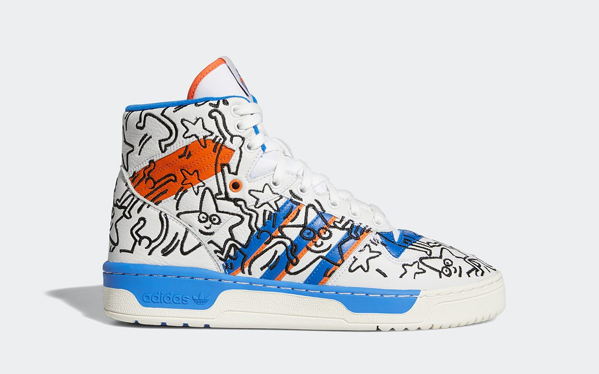 Keith Haring's Three-Piece adidas Collection Closes Out Pride Month