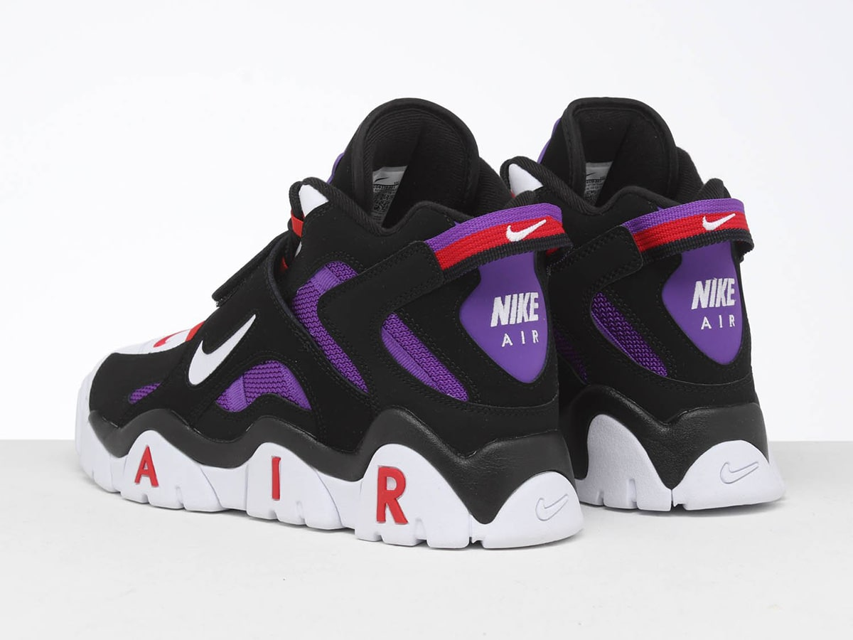 The Big Bulky Nike Air Barrage Returns July 1st In A