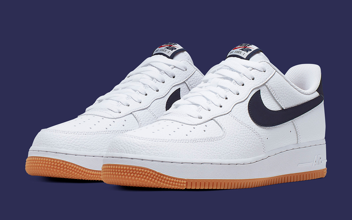 Available Now // More Gum-Soled Air Force 1s Arrive for Summer ...
