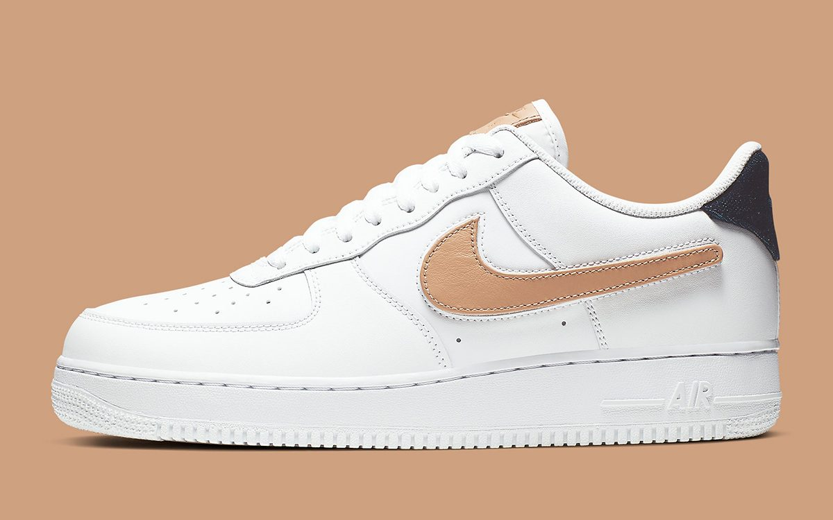 nike air force 1 low swoosh