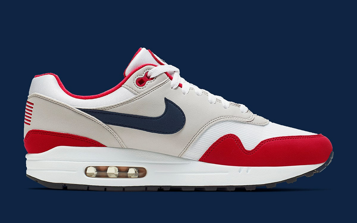 This Air Max 1 Honors both it's OG Colorways and the OG