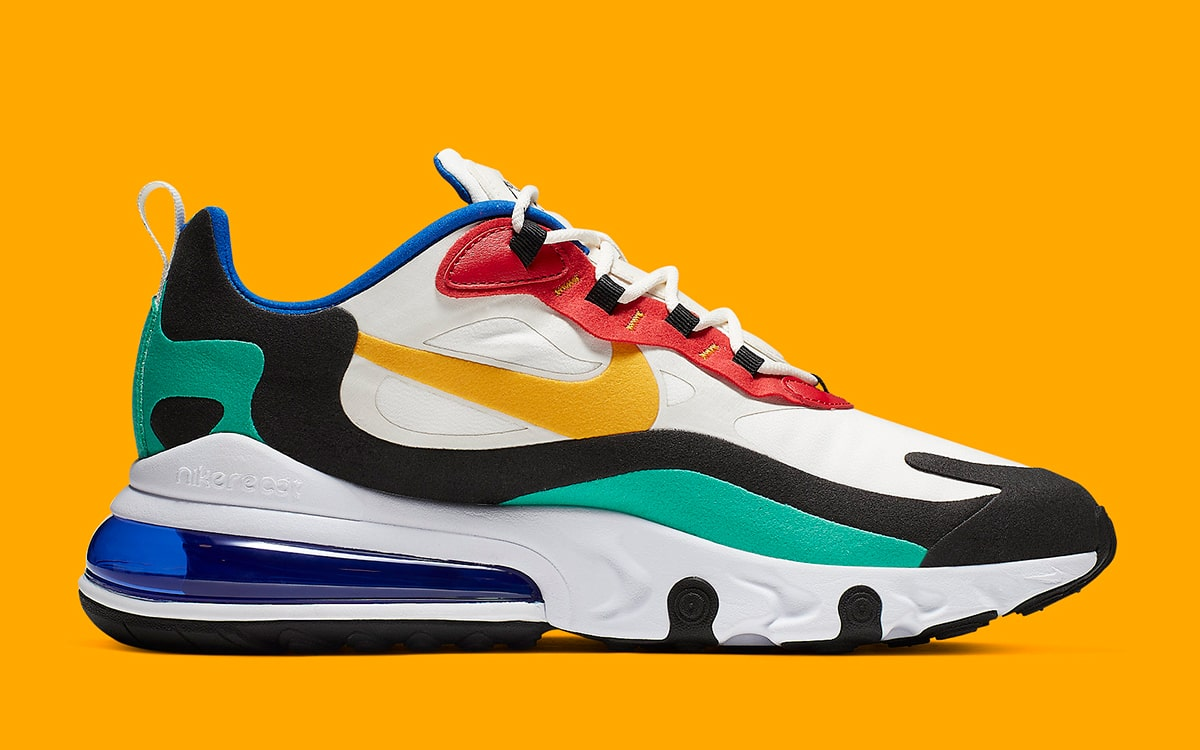 The Men's Nike Air Max 270 React