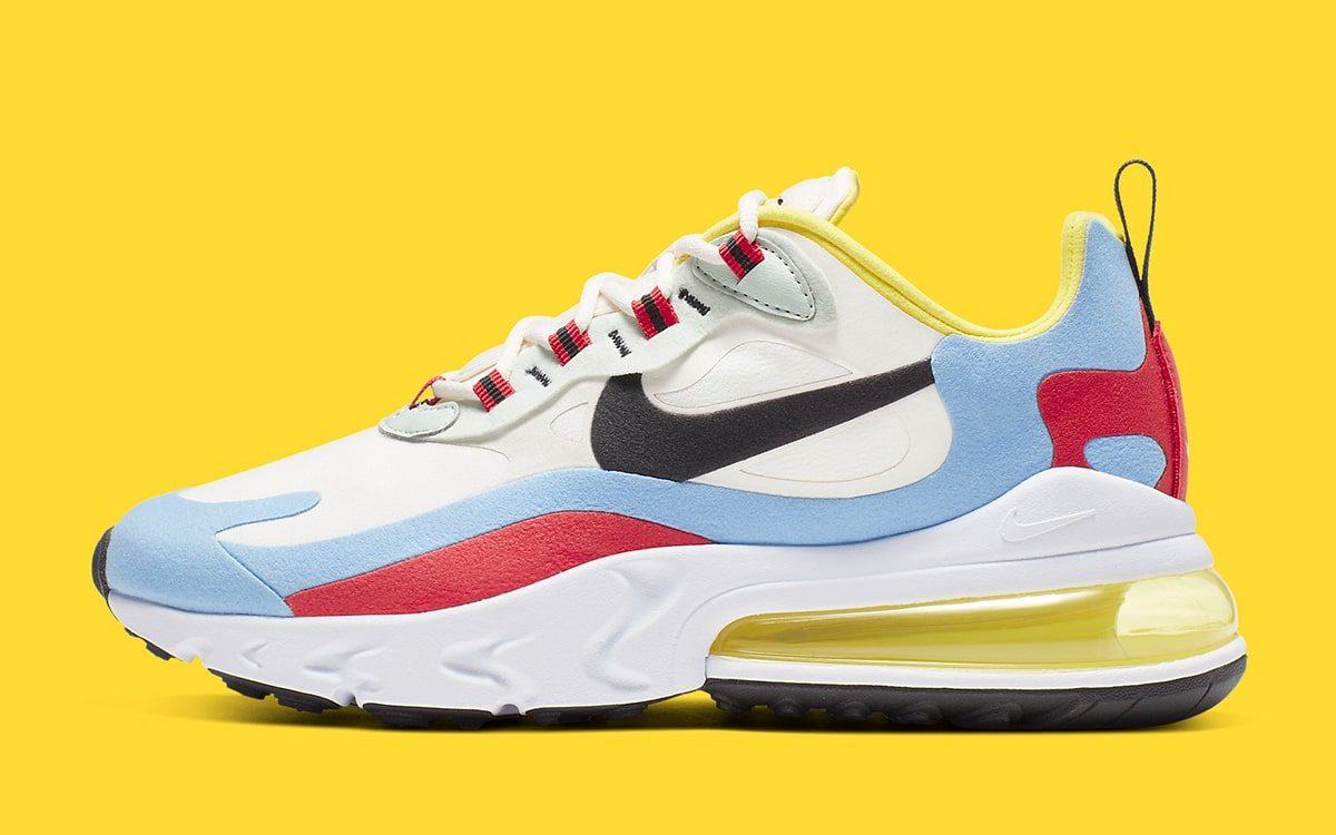 air max 270 react all colors