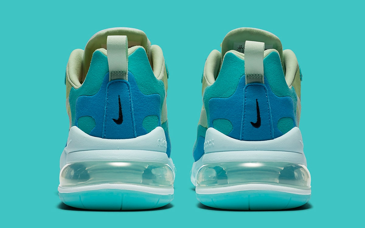 Translucent Uppers Arrive On The Frosted Spruce Air Max 270