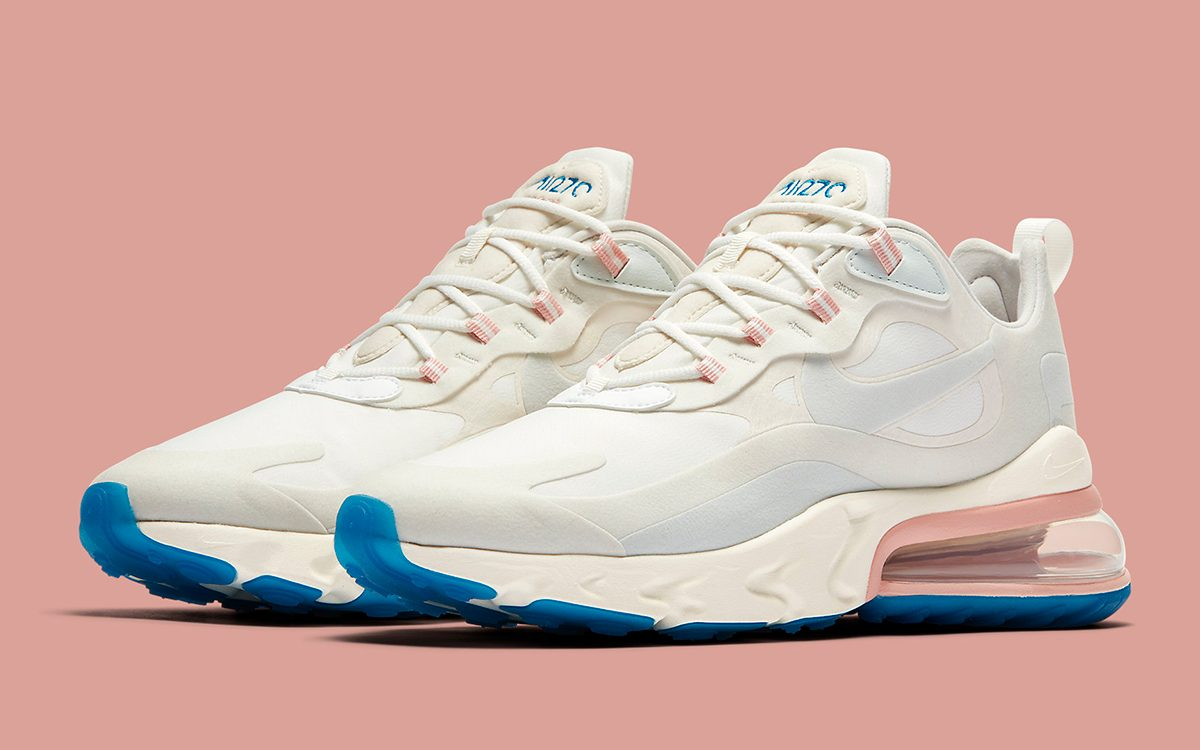 Nike Releases Air Max 270 React Summit White | HYPEBAE