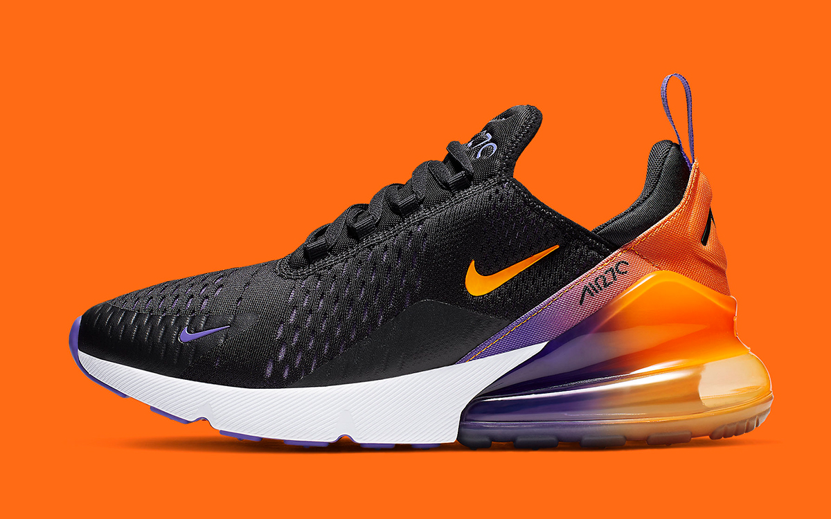 buy online 5704c d0511 Nike to Release Two-Pack of Gradient-Heeled Air Max 270s ...