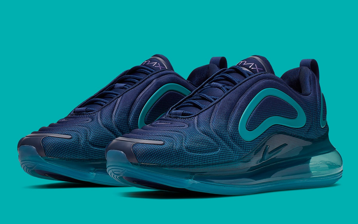 Permanecer Ingresos Samuel  Available Now // This Nike Air Max 720 Sports Subtle Spotted Gradients -  HOUSE OF HEAT | Sneaker News, Release Dates and Features