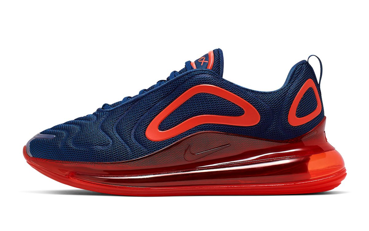 "Available Now // Nike Air Max 720 ""Chicago Bears"""
