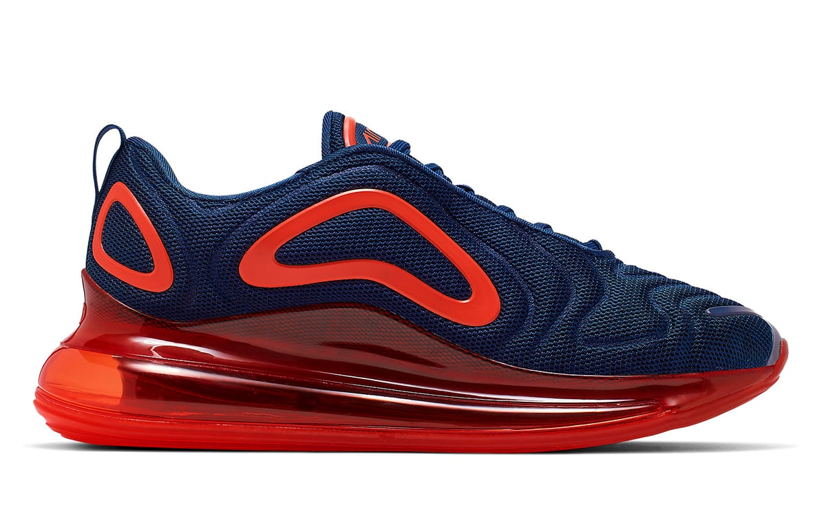 Available Now Nike Air Max 720 Chicago Bears House Of Heat