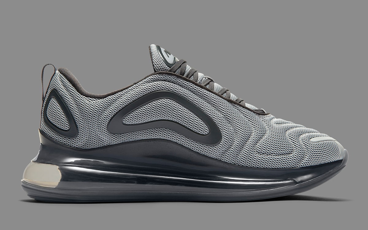 nett Available Now Nike's Air Max 720 Wears Wolf Grey