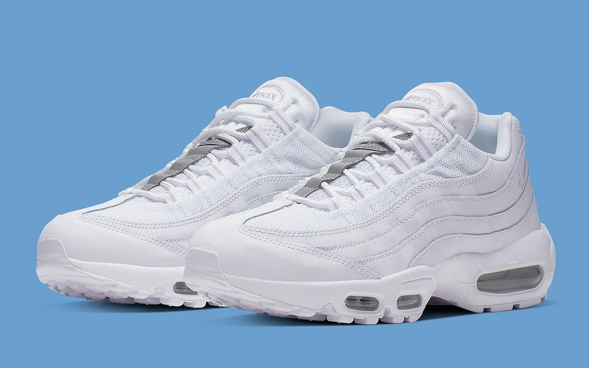 Summer Ready White and Reflect Silver 95s are Available Now